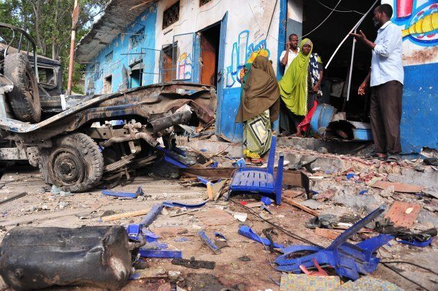More than 350 people were killed in suicide bombings last