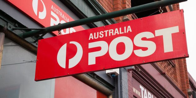 Australia Post is the national supplier of postal services in