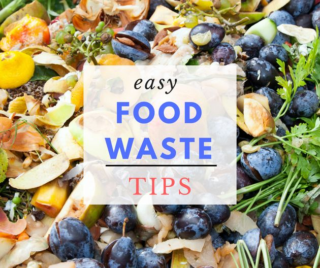 9 Food Waste Hacks Everyone Needs To