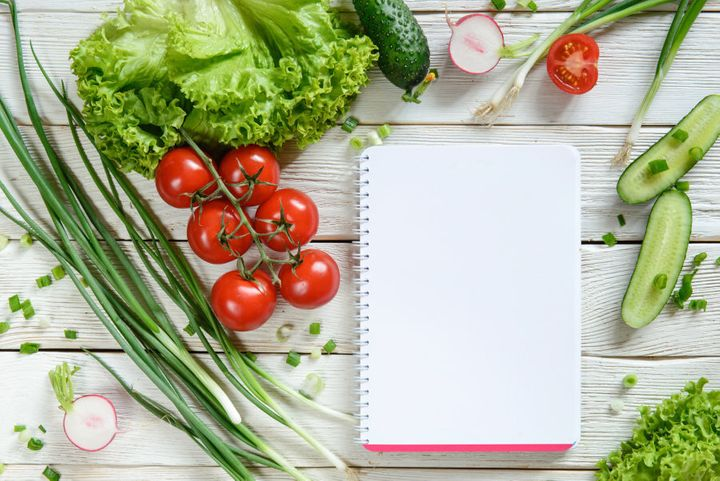 Before doing your weekly food shop, spend a few minutes figuring out your meals and exactly what you'll need.