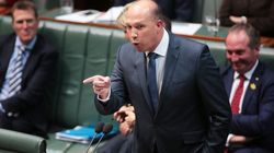 Manus Island Crisis: Peter Dutton Hits Back After Greens Label Him A