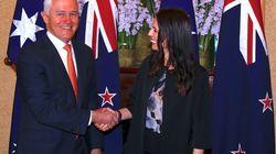 Turnbull Knocks Back New Zealand's Refugee