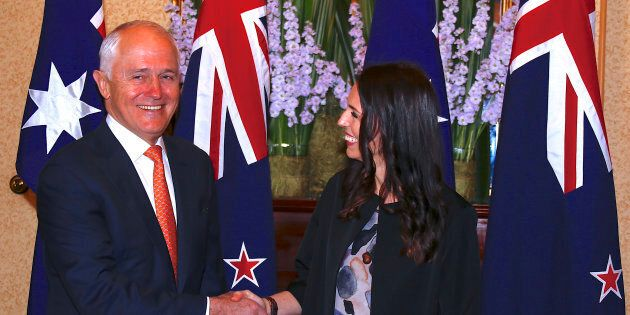 Malcolm Turnbull has declined New Zealand's refugee offer.