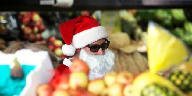 Australia Christmas.Yes Australia Does Do Christmas Markets Huffpost Australia
