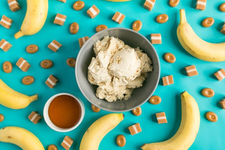 Why waste overripe bananas when you can make this?