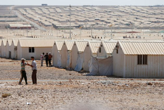 The WFP aims to extend the Building Blocks Project to the whole camp by 2018.