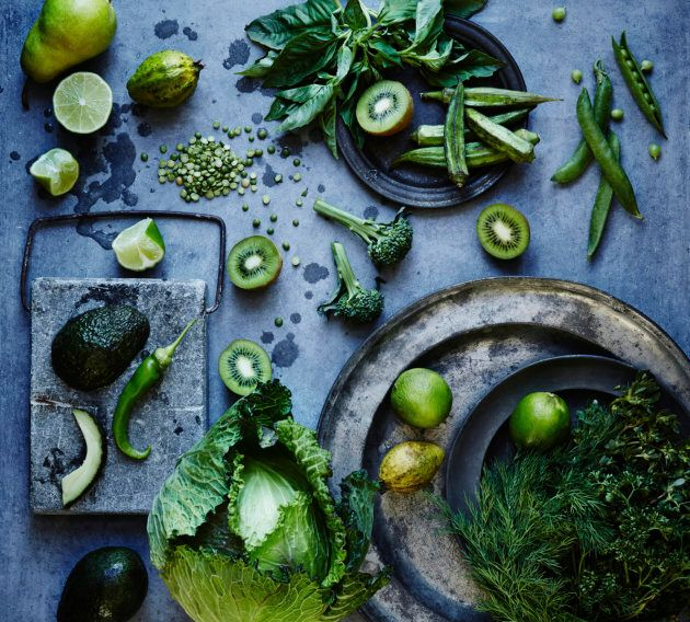 Kale, broccoli and cabbage can provide good doses of calcium.