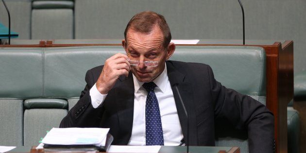 Tony Abbott is being pushed for a frontbench