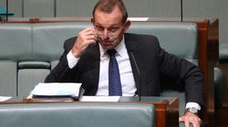 Conservative MPs Are Pushing For Tony Abbott To Be Promoted