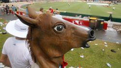 The Cheeky Story Behind The Sneakiest, Naughtiest Horse Name In