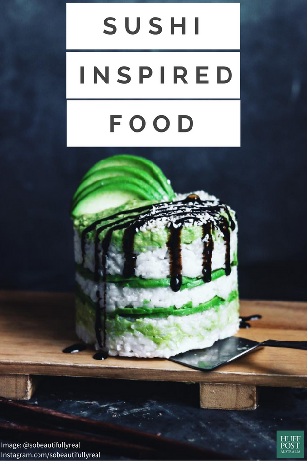 Weirdly Amazing Sushi Inspired Food You Need In Your