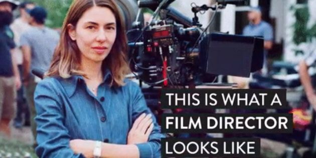 Sofia Coppola is one of the filmmakers Rossini has used in the