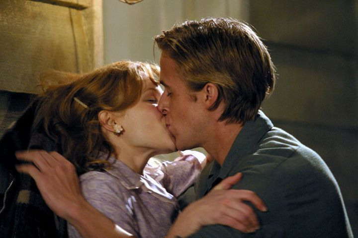 Young Allie and young Noah in 'The Notebook' were limerencing all over the place.