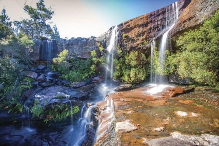Maddens Falls, Dharawal National Park.