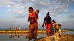 In The Fastest-Growing Refugee Crisis The Rohingya Are Showing Their