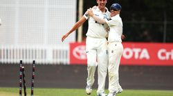 Mitchell Starc Sends Ashes Warning To England With Two Hat-Tricks In One