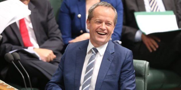 Opposition Leader Bill Shorten asks the Prime Minister to remember this time last