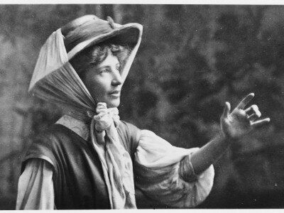 South Australian suffragette Muriel Matters was a force to be reckoned with.
