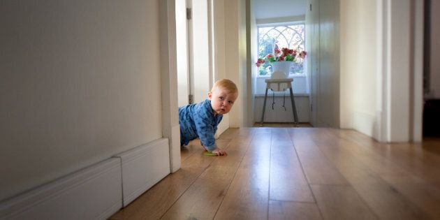 I Almost Walked Off The Job When My Son Learnt To