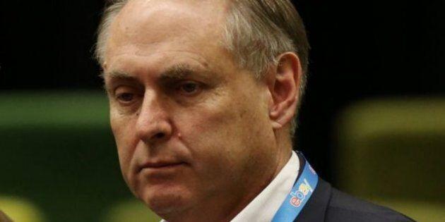 Labor Senator Don Farrell has