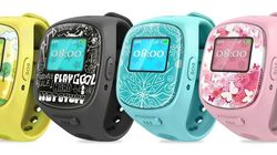 This Childrens' Watch Lets Kids Call Home, Or Send An Emergency