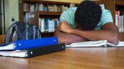 Kids Who Struggle At School Are More Likely To Attempt Suicide As