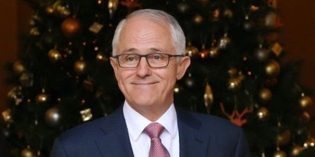 Prime Minister Malcolm Turnbull has been having legislative