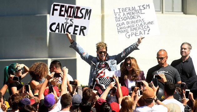 Conservative commentator Milo Yiannopoulos will bring his toxic brand of politics to Australia in