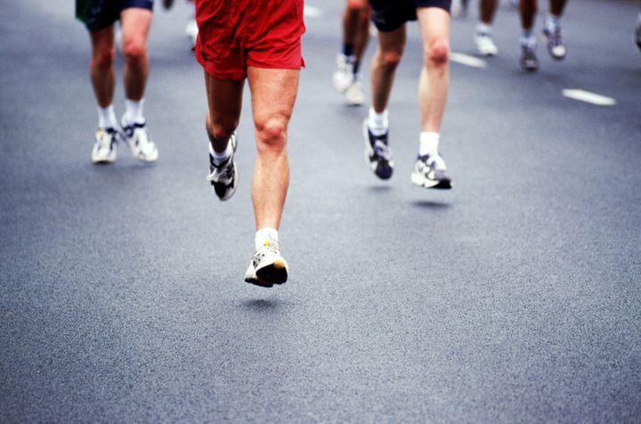 If you enjoy company, try joining a running club.