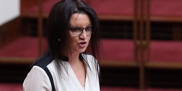 Tasmania senator Jacqui Lambie has denied having concerns over her citizenship