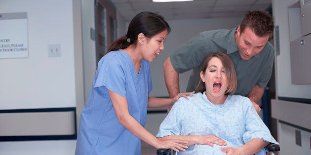 Childbirth will hurt but there are things you can do to manage the