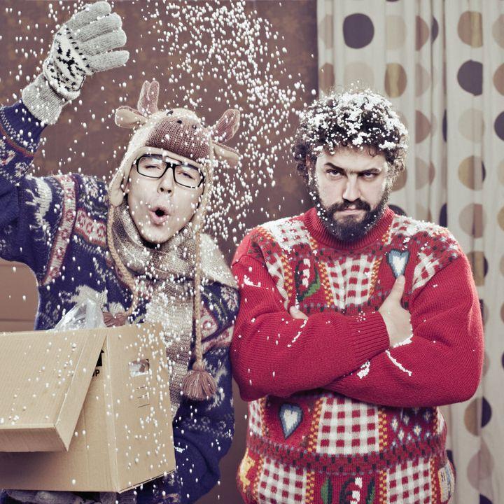 Let's get festive.