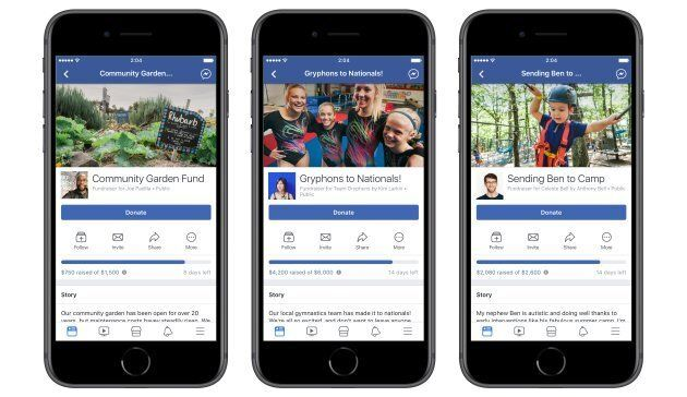 How To Raise Money Using Facebook's Personal Fundraisers
