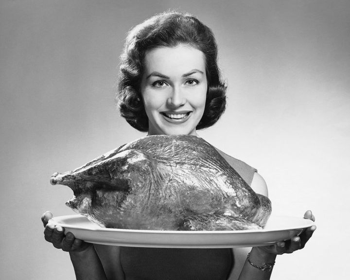 You don't have to be a 1950's housewife to make the perfect roast turkey.