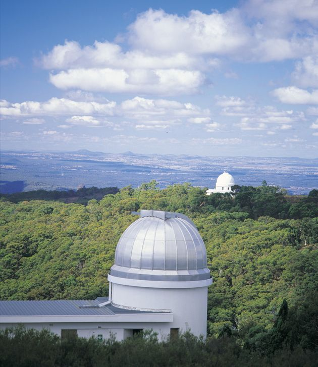 Explore Siding Spring Observatory near the