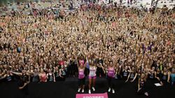 2,500 Women Just Broke A Guinness World Record In