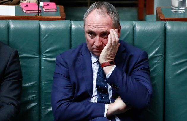 Barnaby Joyce's absence renders the next sitting of Parliament little more than a waste of