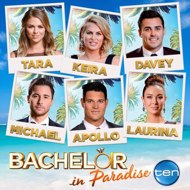 The First Cast Members For 'Bachelor In Paradise' Just Got