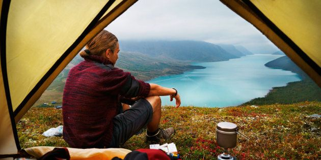12 Easy, Tasty Camping Food