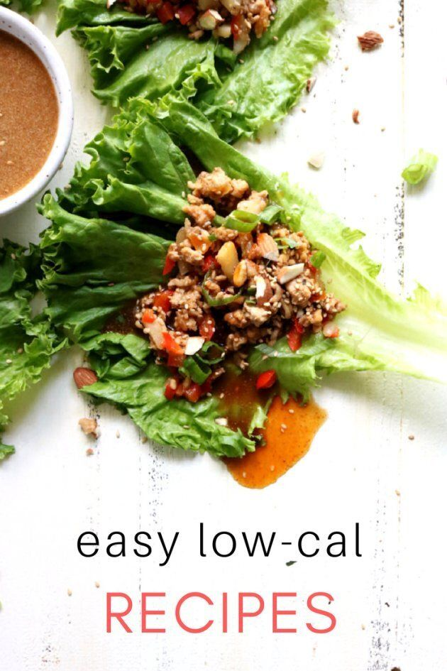 Easy Low-Calorie Weeknight Dinner