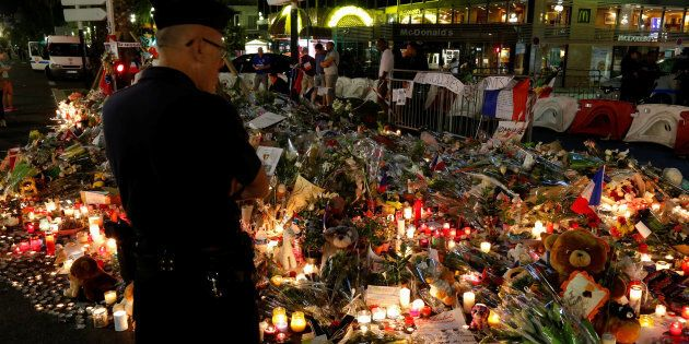 The growing tributes to the victims of the Bastille Day attack, France's third terror attack in 18