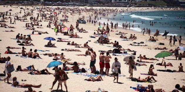 Temperatures Set To Soar In Queensland and