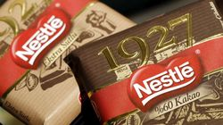 Chocolate-Maker Nestle Discovers Way To Make Sweets With Less