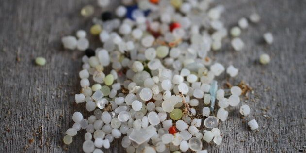Nurdles and other fragments
