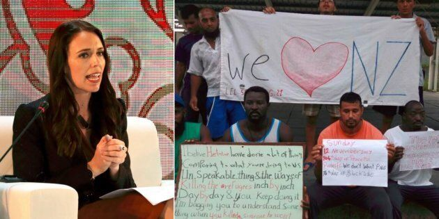 Jacinda Ardern said she will again discuss the escalating crisis on Manus with Turnbull when the two...
