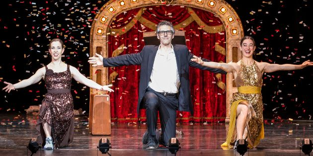 Ira Glass, Monica Bill Barnes and Anna Bass are brilliantly entertaining in the most unusual way.