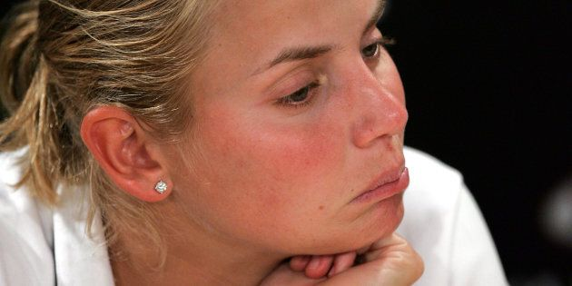 Jelena Dokic said she entertained suicidal