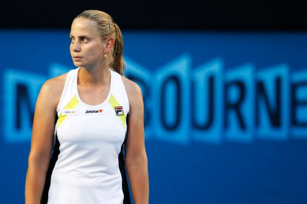 There's no looking back now for Dokic.