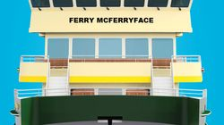Ferry McFerryface Is The Newest Addition To Sydney's Public