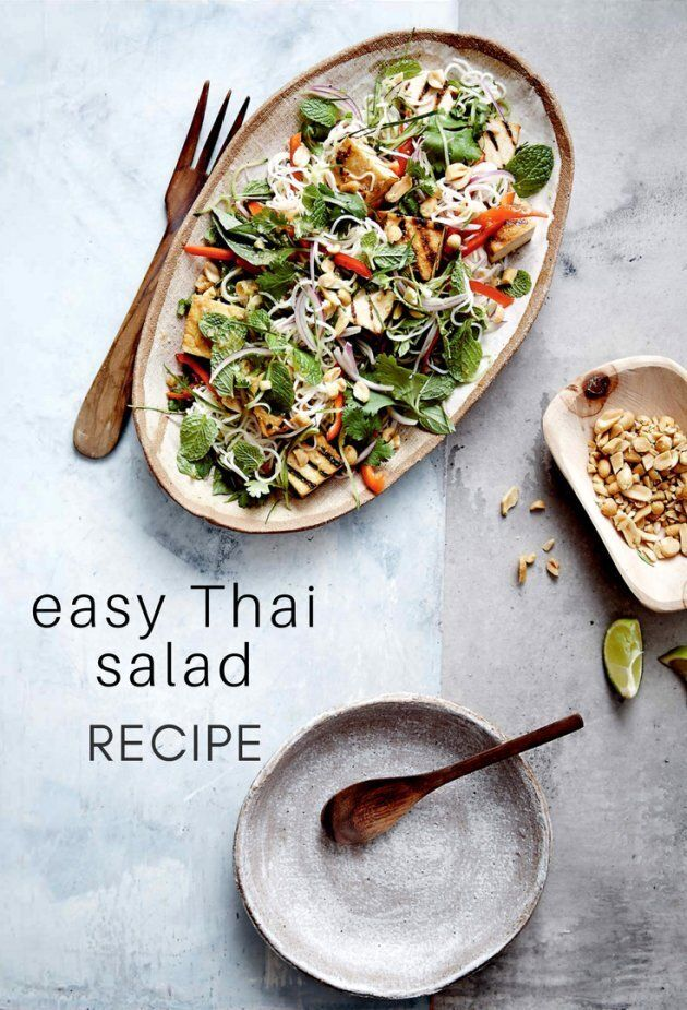 Need A Quick Lunch Or Dinner? Try This Healthy Thai